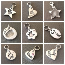 Bracelet Charms - choice of shape