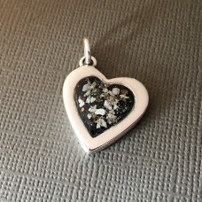 Ashes Heart Pendant