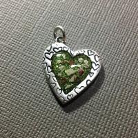 Ashes Heart Pendant
