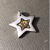 Ashes Star Pendant