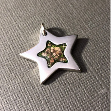 Ashes Star Pendant